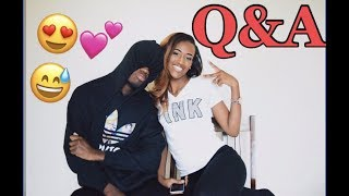 OUR FIRST Q&A | HOW WE MET❤️