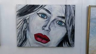 הגלריה של רינה כרמל בהוד השרון