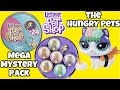Littlest Pet Shop Hungry Pets Mega Mystery Pack   7 Exclusive Pets!