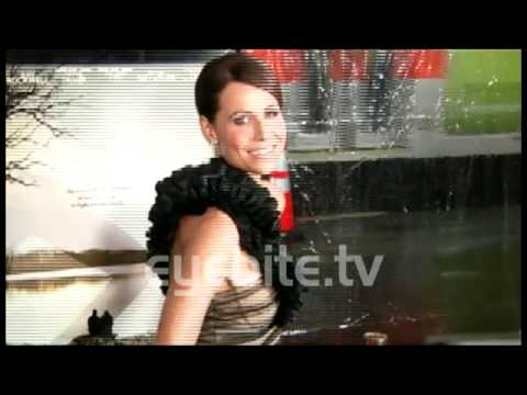 "Minnie Driver at ""Conviction"" Premiere"