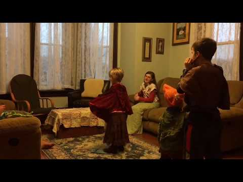 Little Red Riding Hood | Front Porch Catholic | Vlog