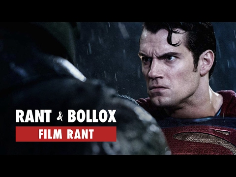Why Superman Is A Terrible Character: Fixing BvS