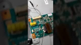 Adaptação de barra de leds tv Semp STI le4050