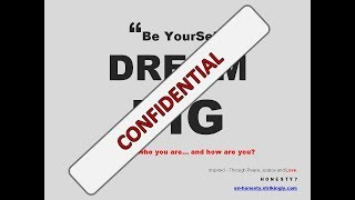 Gambar cover What is YOUR DREAM? Let's co-create it TODAY!