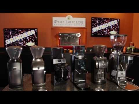 Popular Home Use Coffee Grinders