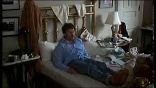 Harvey Keitel wakes up