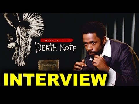 Lakeith Stanfield   Death Note
