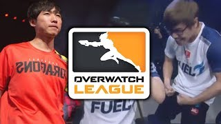 BEST OVERWATCH LEAGUE MOMENTS ►Week 3 Highlights Montage