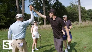 Playing In WNBA Superstar's Charity Golf Tournament
