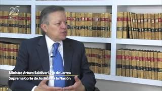 El Papel de la SCJN en la Defensa de los Derechos Humanos - Arturo Zaldívar Lelo de Larrea