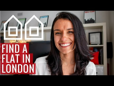 How to Find a Flat in London | Living in London Series