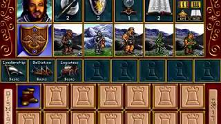 Stranded Heroes of Might and Magic II: The Price of Loyalty (no saves)