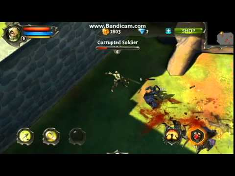 Dungeon Hunter 4 Gameplay: HOW TO LEVEL UP AND MAKE MONEY FAST
