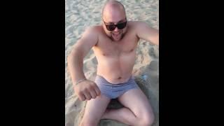Сиськи, пляж, приколы 2016,жара