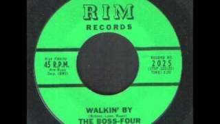 The Boss Four - Walkin by - Northern Soul.wmv