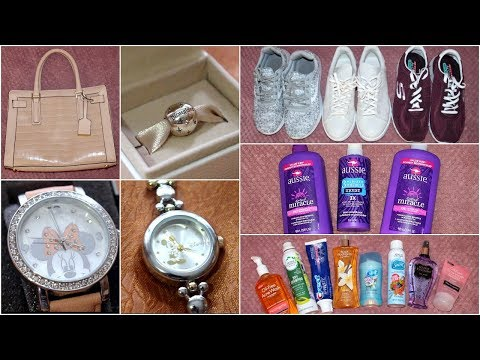 ENG: American Haul | What I Bought In The USA:Tommy Hilfiger,Pandora,Aussie,Skechers,Adidas & more