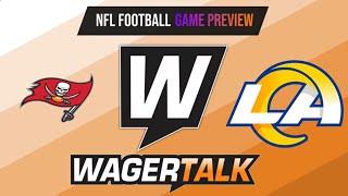 LA Rams vs Tampa Bay Buccaneers Picks, Predictions and Odds | Rams vs Bucs Betting Preview | Sept 26