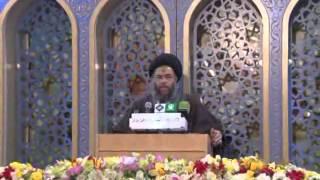 السید عادل العلوي 2 رمضان 1435 تفسیر دعاء مکارم الأخلاق