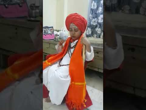 Tribute of puttaraj  gavai by gadag boy
