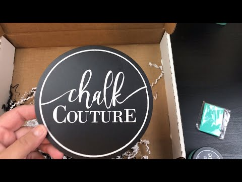 Chalk Couture DIY With Dollar Tree Placemat