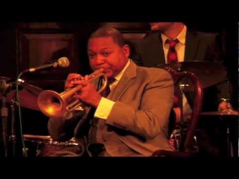 Wynton Marsalis Performing Jazz Christmas Song At The Hudson Unioin Society