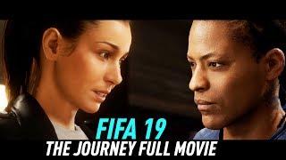 FIFA 19 Alex Hunter THE JOURNEY FULL MOVIE (all cutscenes/cinematics) Chapter 1