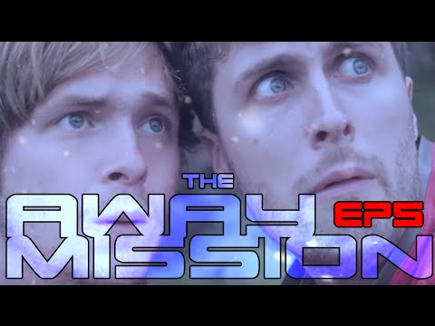 STAR TREK PARODY COMEDY SERIES - The Away Mission Ep5 : CHILLY WILLY