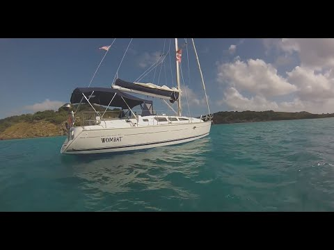 Sailing The British Virgin Island, BVI