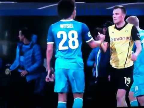 Borussia Dortmund vs Zenit 1-2