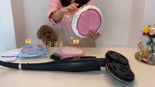 [택배 언박싱] 휴스톰 HS-10000 물걸레청소기 택…