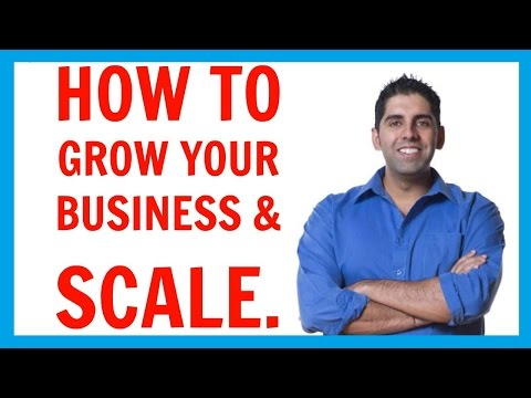 How To Grow Your Business Online And Scale It Quicker By Knowing This...