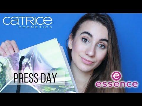 PRIMAVERA/ESTATE 2018 ESSENCE E CATRICE!! - PRESS DAY