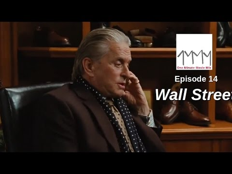 One Minute Movie Mix - Episode 14 - Wall Street