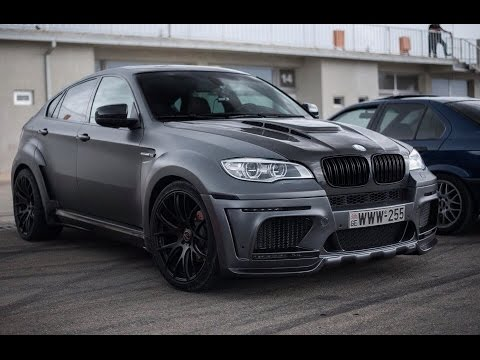 Bmw X6 Hamann Tuning Youtube