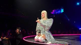 Into Me You See LIVE Katy Perry Adelaide Entertainment Centre 2018 07 28