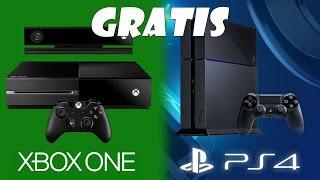 Como Ganhar Um PlayStation 4 ou Xbox One TOTALMENTE DE GRAÇA ( 100% SEGURO E SEM PAGAR NADA ) - 2018