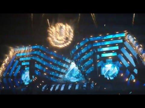 Empire of the Sun - Alive (Zedd Remix) @ UMF 2016 (3.20.16)
