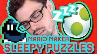 Yoshiception Puzzle and Perplexing Puzzle Box [Super Mario Maker]