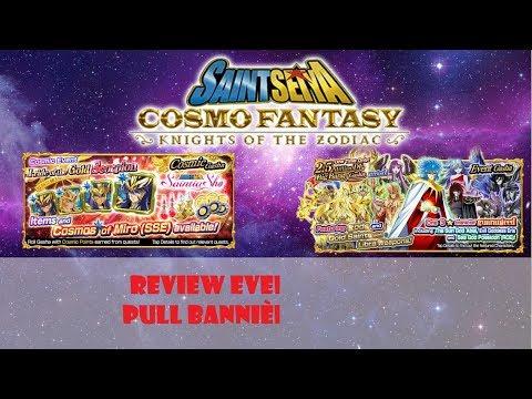 Cosmo Fantasy - Review Event Milo SSE et Pull bannière Big Bang - FR