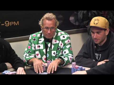 2016 WSOPC Bicycle Casino Main Event featuring Antonio Esfandiari and Jamie Gold