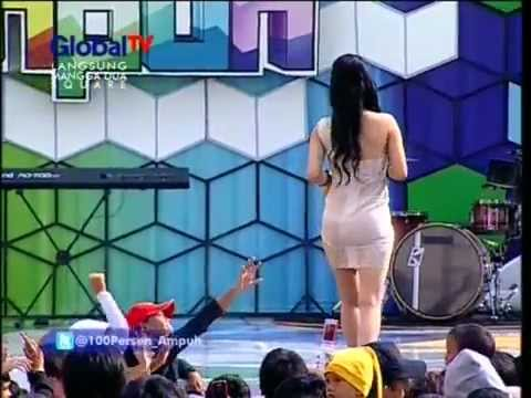 SITI BADRIAH Live At 100% Ampuh 10 11 2012 Courtesy GLOBAL TV   YouTube