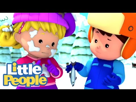 Fisher Price Little People | Christmas SPECIAL⛄ Be True To You🎄Full Episodes Marathon | Kids Movies