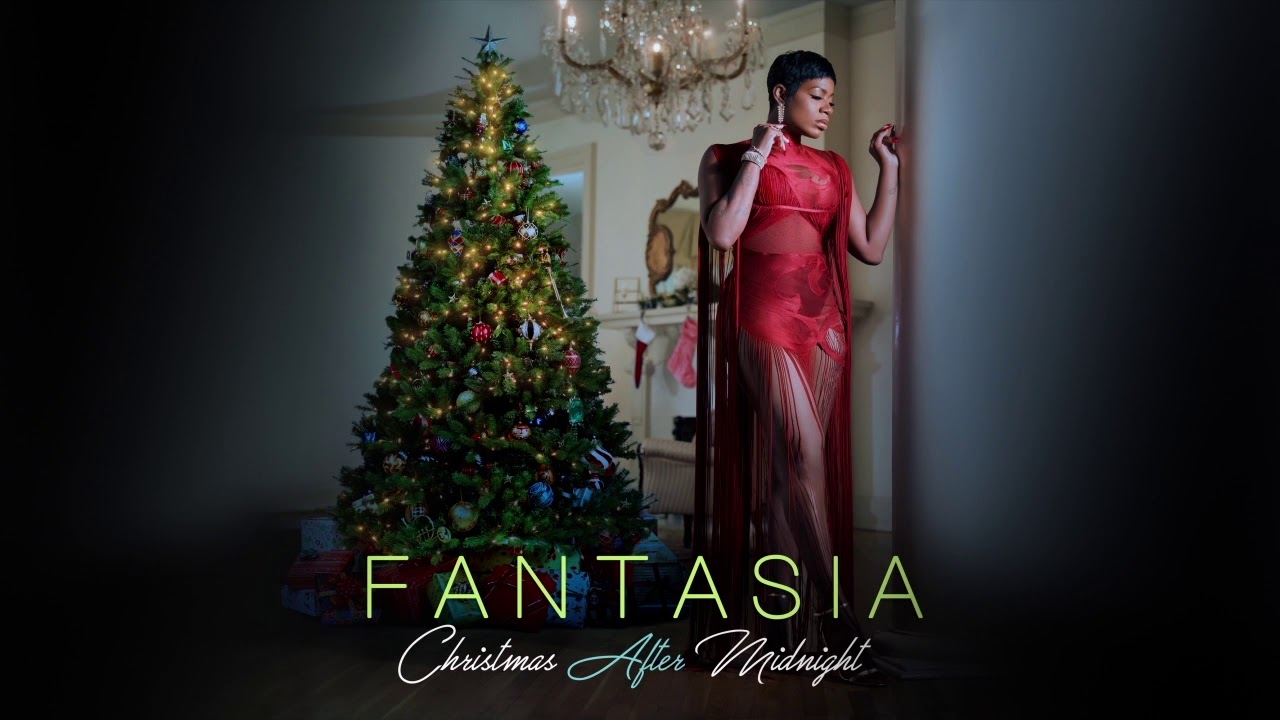 Give Love On Christmas Day.Fantasia Give Love On Christmas Day Official Audio