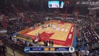 Баскетбол, «Зенит» — «Нижний Новгород»: решающий матч серии