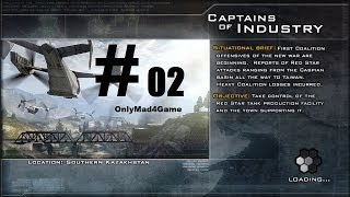 Frontlines-Fuel of War (PC) Game-play Mission # 02 CAPTIANS OF INDUSTRY Part # 01 720p.mp4