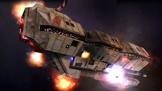 Homeworld Remastered Advanced Tactics Mission 4 Walkthrough