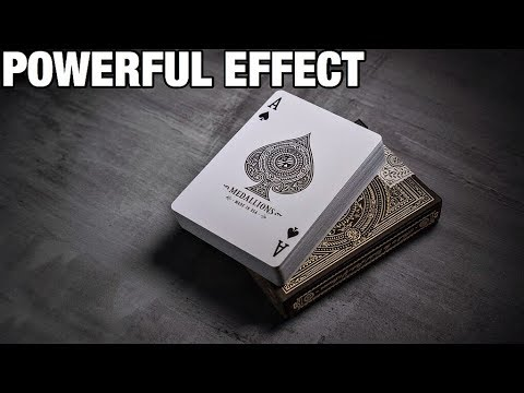 Make Your Spectator's Card DISAPPEAR and REAPPEAR In The Card Box! Powerful Card Trick Revealed