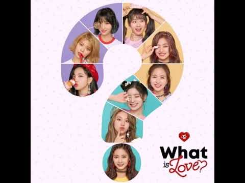 TWICE - What is Love (CD) (Download full album) Links Here 👇👇👇