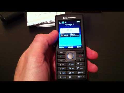Test du Sony Ericsson Cedar | par Top-For-Phone.fr