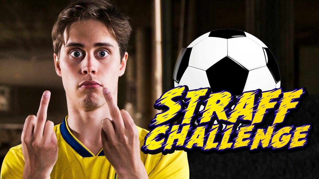 STRAFF-CHALLENGE | Fotbolls-VM